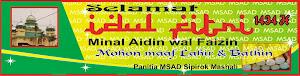 Kata sambutan 1 Syawal 1434 H dari galeri MSAD Sipirok Mashali