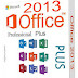 Microsoft Office 2013 ProPlus VL (x86 and x64) EN + KMSmicro Activator | 1.64 GB