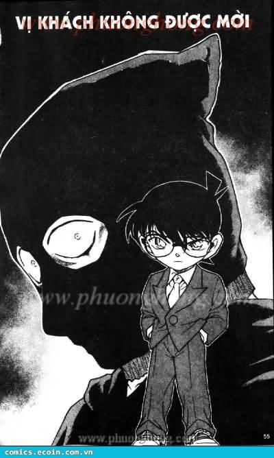 Detective Conan - Thám Tử Lừng Danh Conan chap 536 page 1 - IZTruyenTranh.com