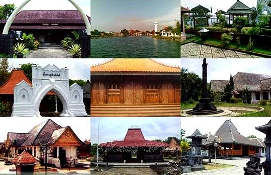 Castle Maerokoco Semarang