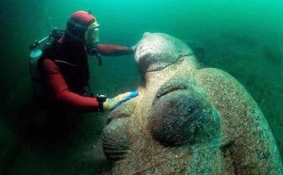 Misteri Penemuan Dalam Lautan yang Lebih Hebat Dari Filem Sains