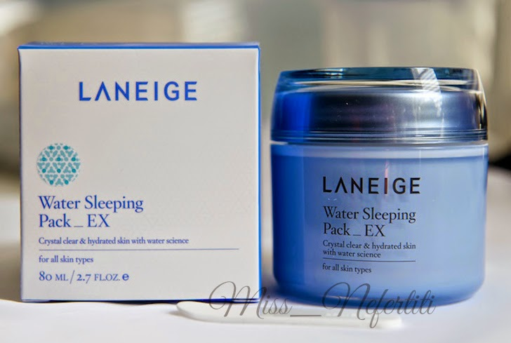 Laneige Water Sleeping Pack_EX