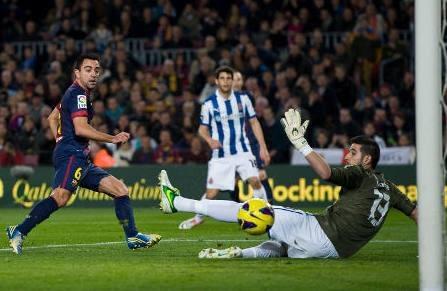 Hasil Pertandingan Barcelona vs Espanyol 7 Januari 2013