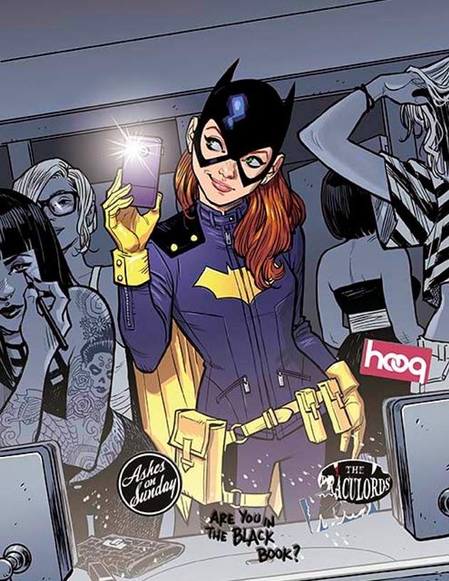 batgirl new 52 wallpaper - photo #20