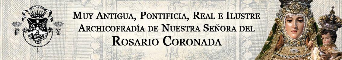 Real Archicofradía de Ntra. Sra. del Rosario Coronada