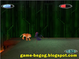 Animorphs Shattered Reality - Game Begog