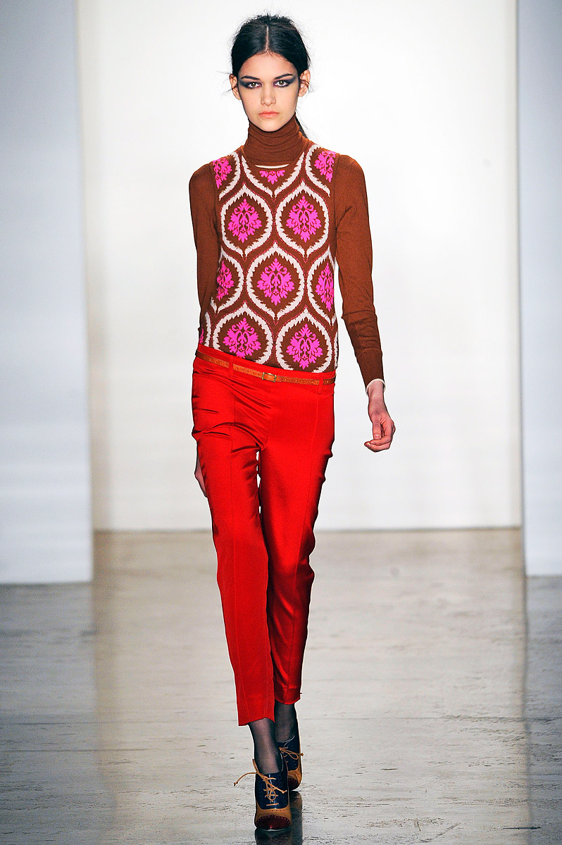 Sophie S Squishy Collection : FASHION : Sophie Theallet fall 2012 collection and details Cool Chic Style Fashion