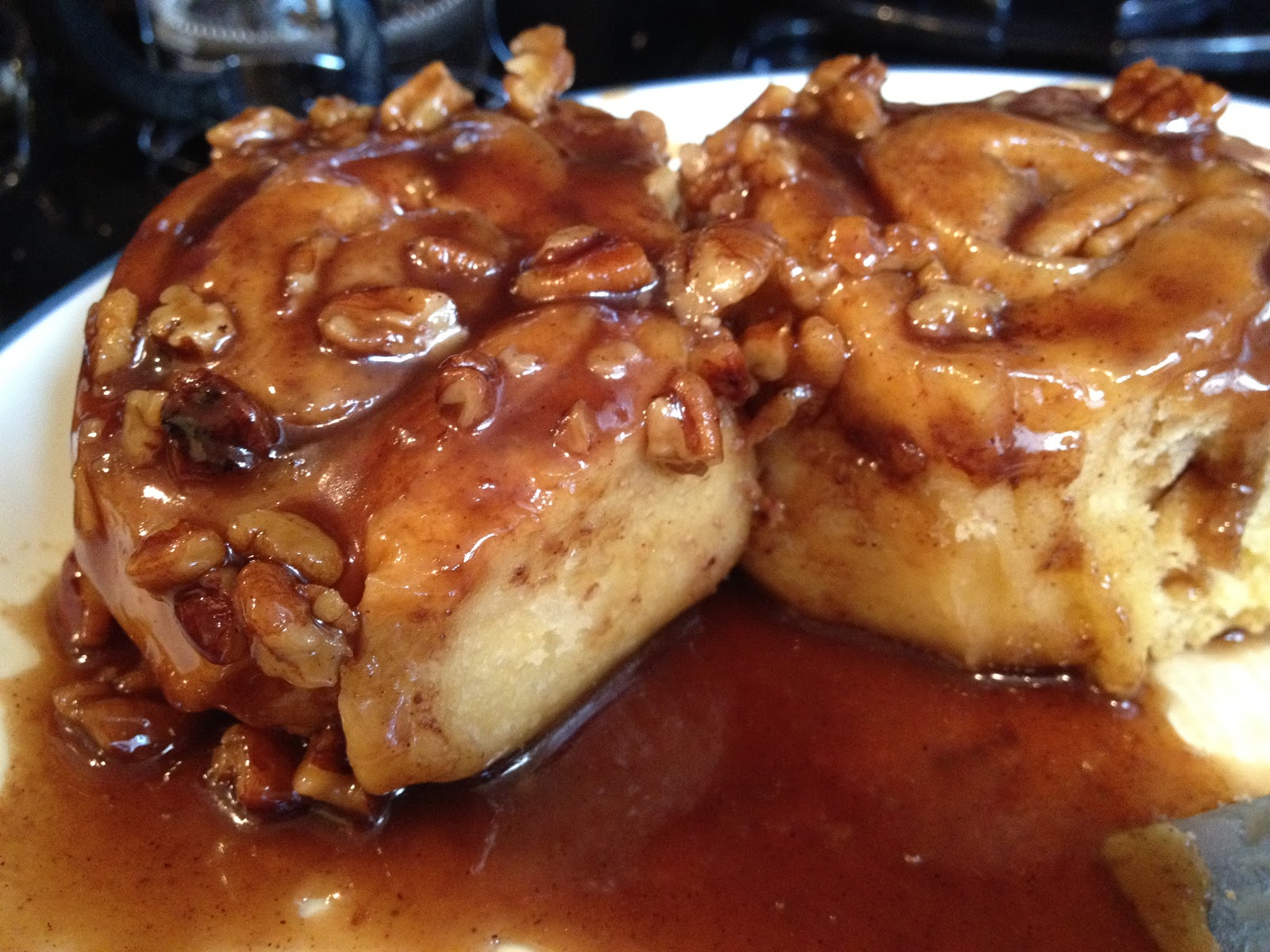 Food Eaters: Pecan Sticky Buns
