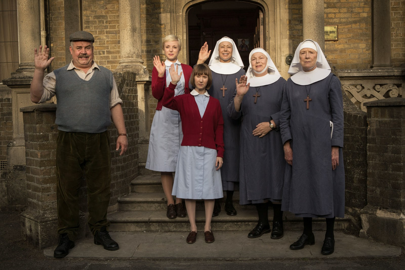 We're Wicked Smaht: The British Be Invadin Philip Worth Call The Midwife