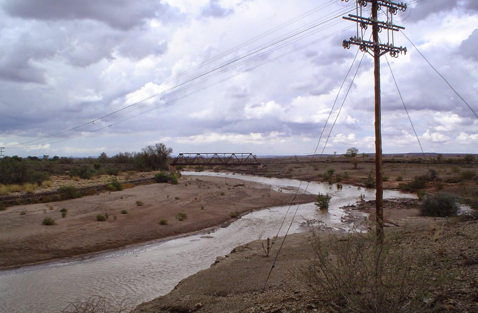 Rivers in Namibia - www.namibweb.com