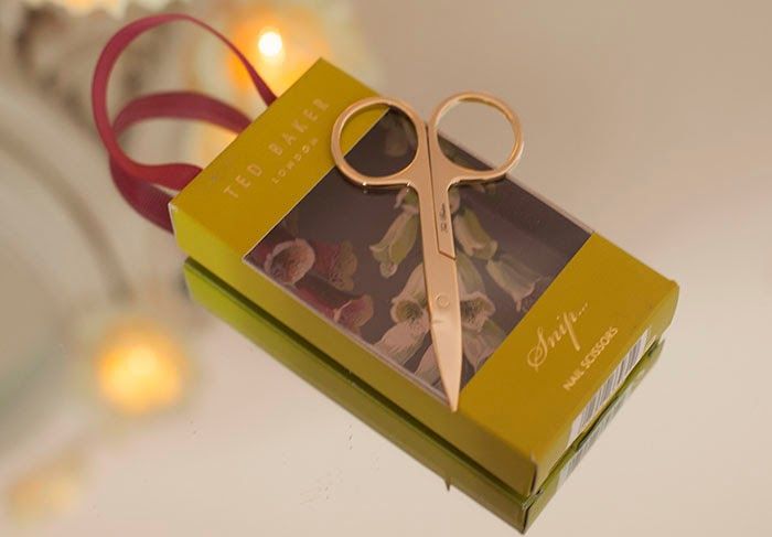 Ted Baker Nail Scissors Tools Review
