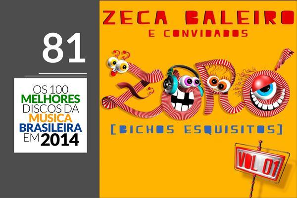 Zeca Baleiro - Zoró Vol.1