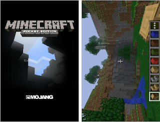 Minecraft : Pocket Edition v0.3.0 Update 2