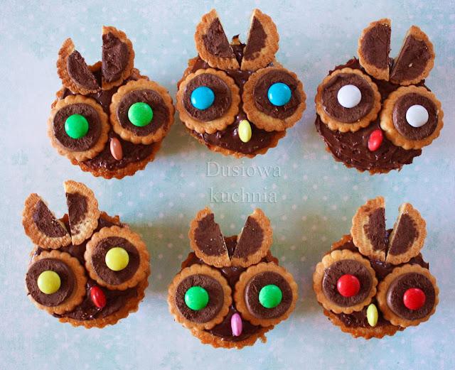 muffinki sowy, muffiny sowy, muffinki, muffiny, sowa, babeczki