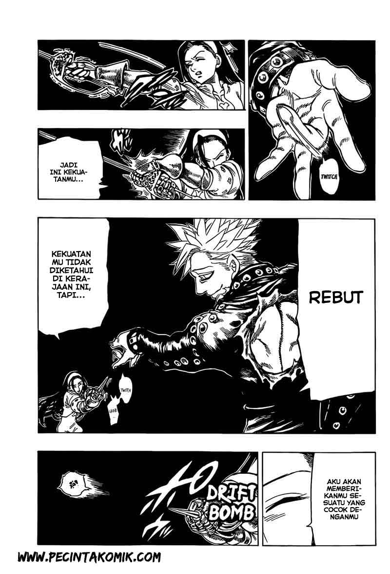 Nanatsu No Taizai Chapter 24-3