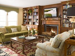 gambar+ruang+tamu+warna+hijau Warna Hijau Ruang Keluarga