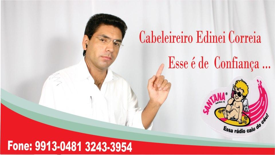 Edinei Correia Cabeleireiro's