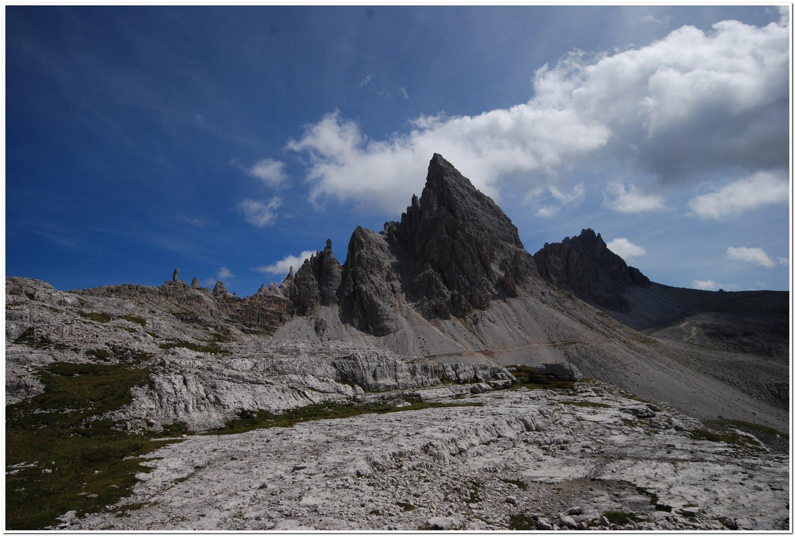 Montagne insanguinate