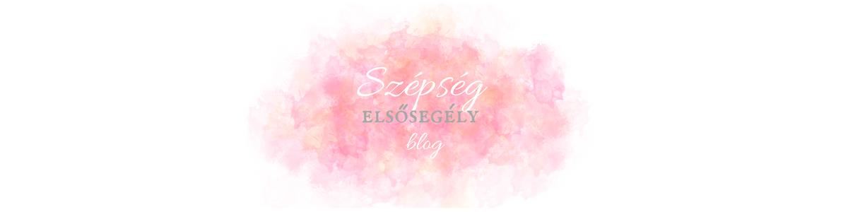 Szépség elsősegély blog