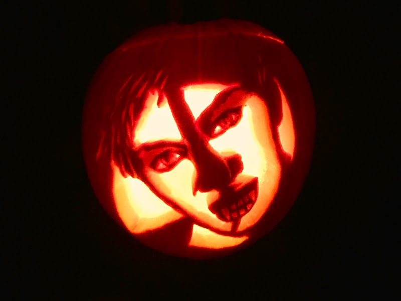 Boyfriend pumpkin