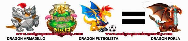 como obtener el dragon forja en dragon city formula 1