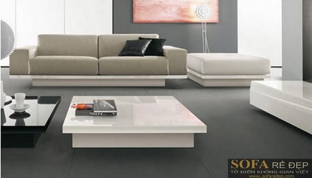 Bàn sofa gỗ BS030