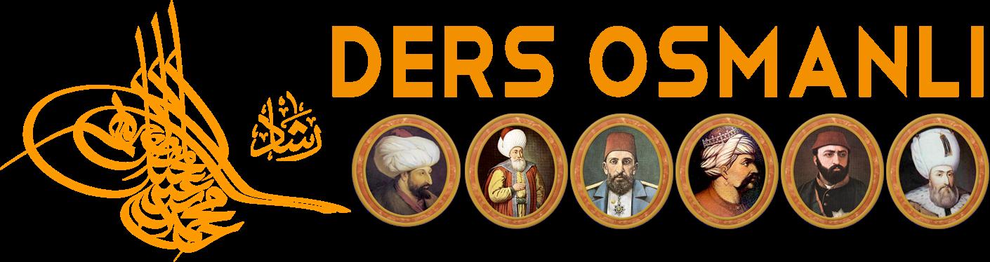 Ders Osmanlı