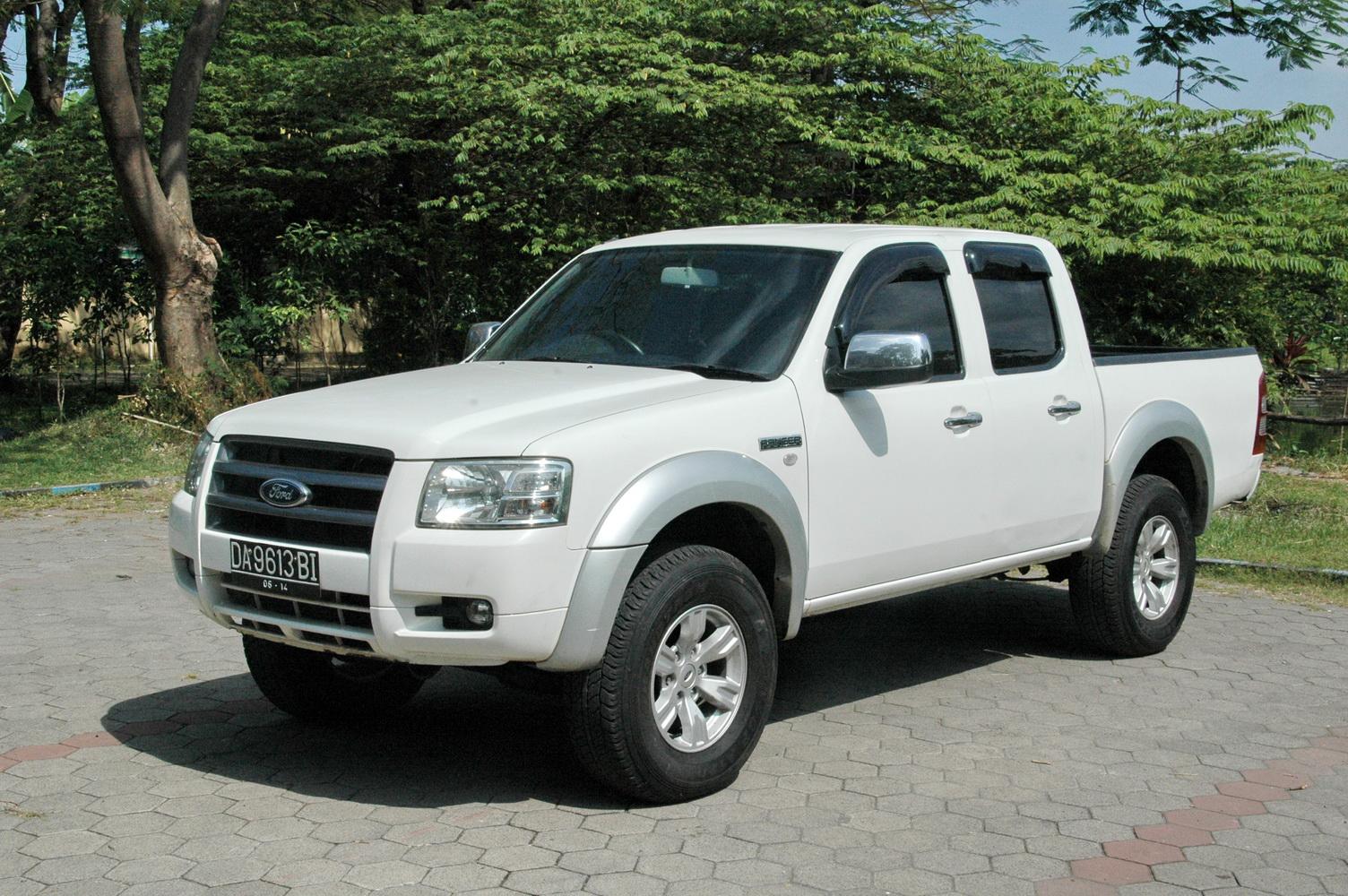 automoda: ford ranger 2008 xlt doublecabin 4x4