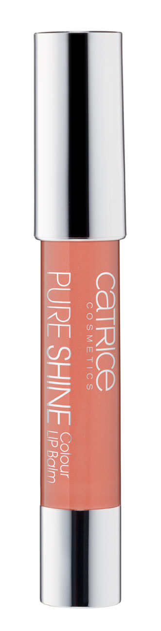Catrice - Pure Shine Colour Lip Balm