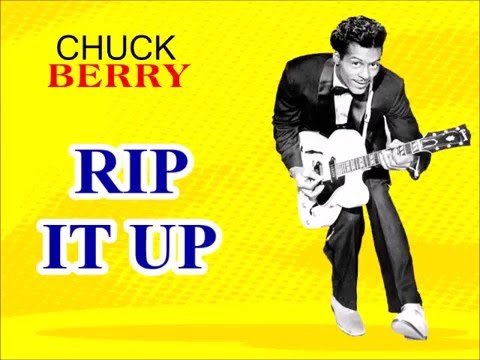 Chuck berry 1927-2017