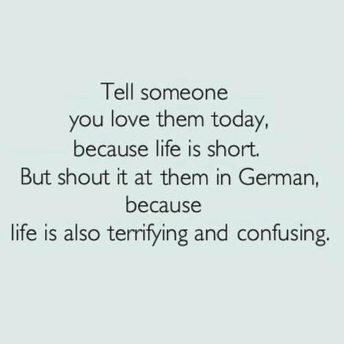was bedeutet it auf deutsch