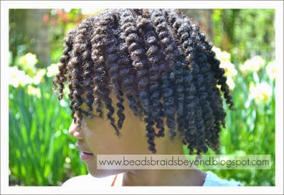 10 Most Popular Natural Hair Styles for Little Girls