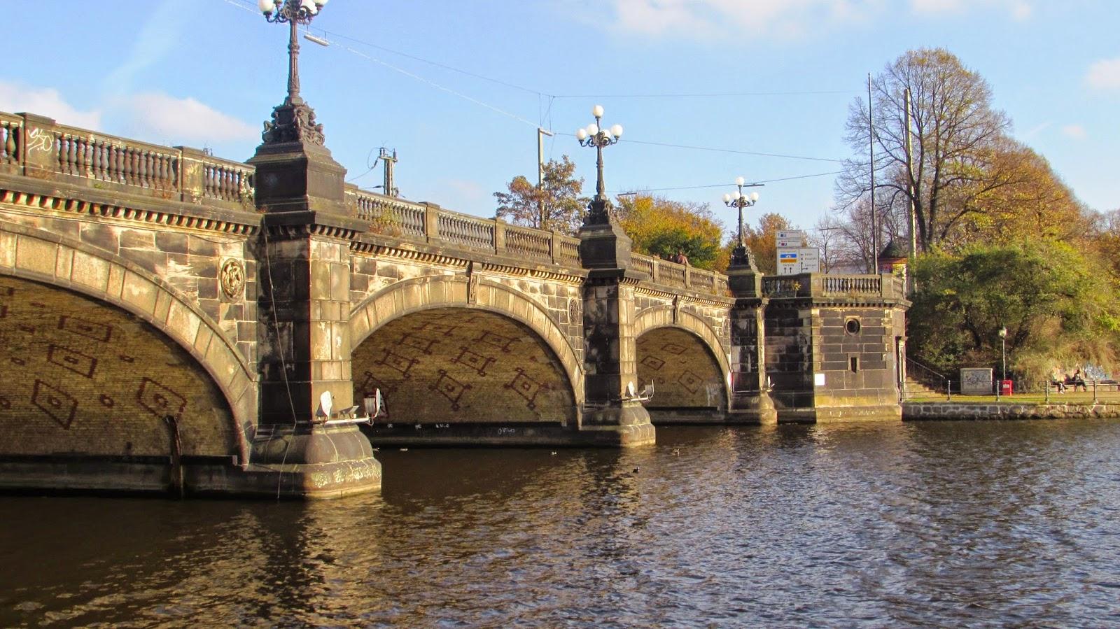 rzeka w Hamburgu