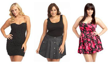 Be Style Icon With Plus Size Designer Clothing: Why Plus Size Teen ...