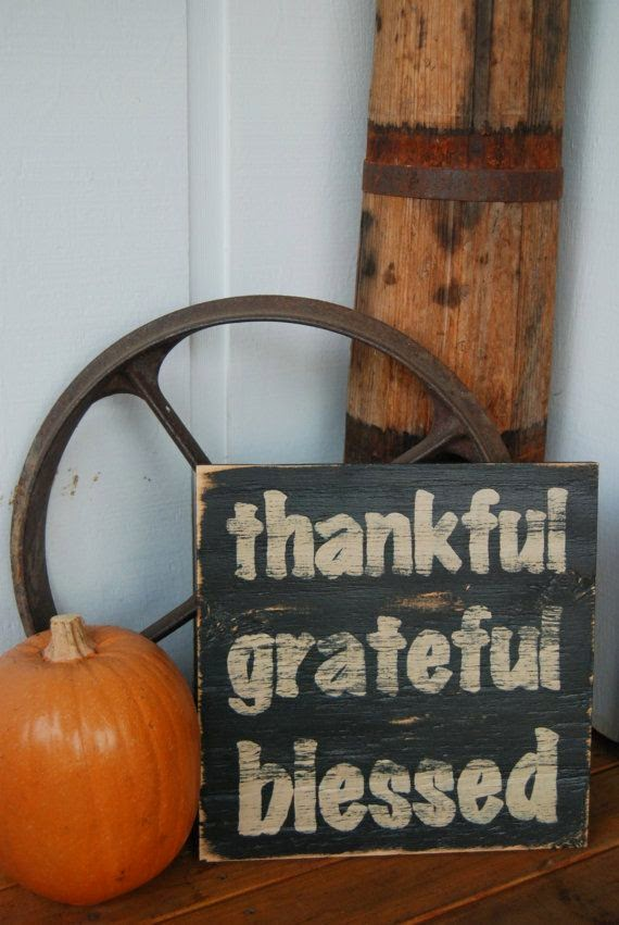 Grateful for YOU!