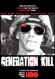 Generation Kill Temporada 1 audio español
