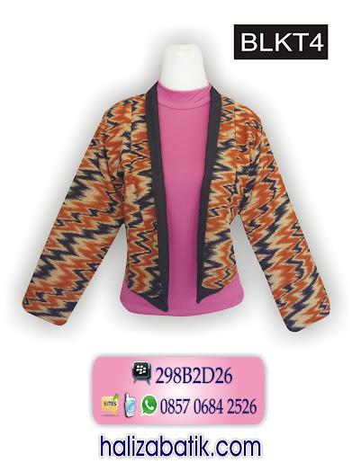 085706842526 INDOSAT, Baju Grosir, Baju Batik Terbaru, Busana Batik, BLKT4, http://grosirbatik-pekalongan.com/Bolero-blkt4/
