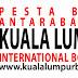 KLIBF 2011 - BUKU : DUNIA TANPA SEMPADAN