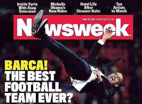 Newsweek Barça