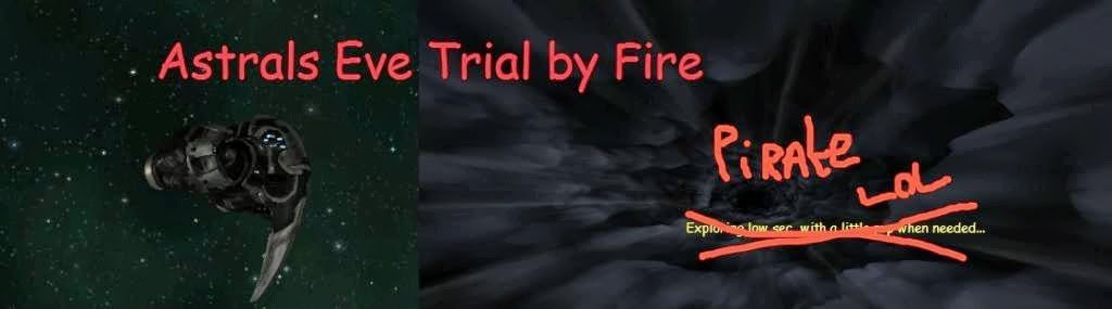 Astral's Eve Trial by fire