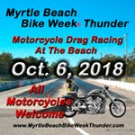 Myrtle Beach Bike Week Thunder/Fall