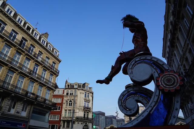Cafe Chic Choc blog o Francji Lille Renaissance 3000 Rue Faidherbe