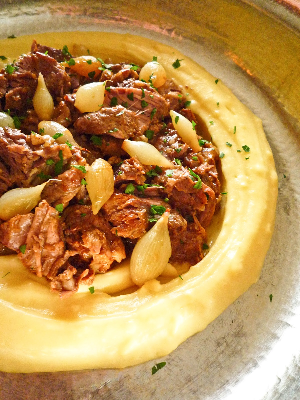 Lokanta Usulü Tas Kebabı Videosu