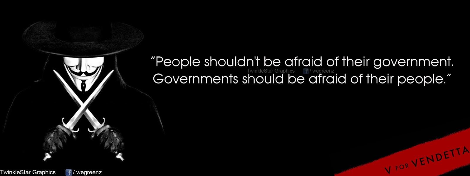 V For Vendetta Quotes For Vendetta Quotes. Q...