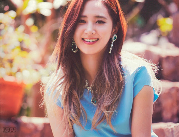 SNSD The Best Yuri Scans
