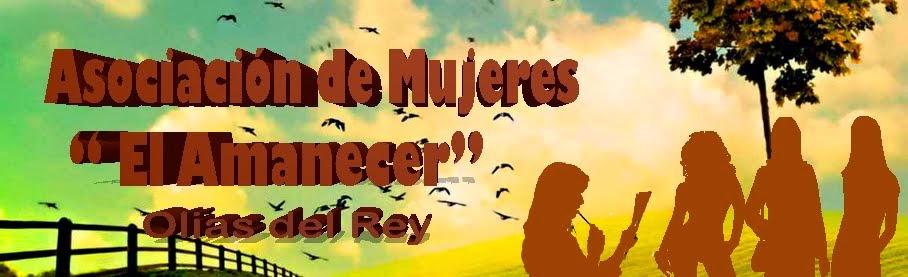 """Asoc. de Mujeres """"El Amanecer"""""""