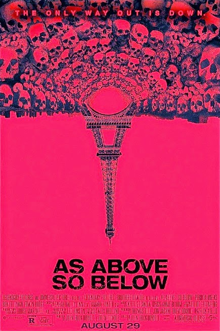 """As Above, So Below (2014)"" movie review by Kinudang Bagaskoro"