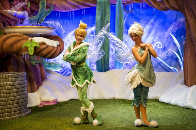 Welcome To Mikeandthemouse Tinker Bells Sister Periwinkle Debuts