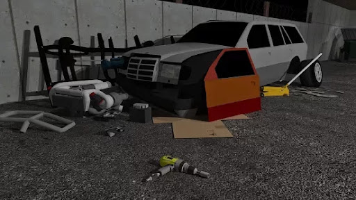 Arabamı Onar: Zombie Hayata! v2 Apk Android