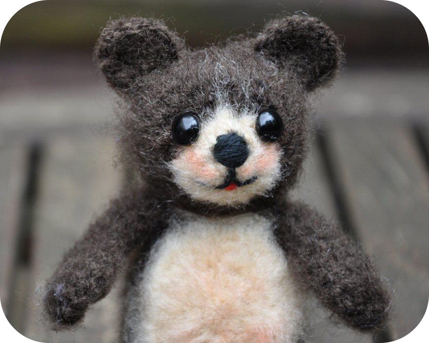 Amigurumi Little Bear : Grietjekarwietje.blogspot.com: Haakpatroon: Beertje Pom ...